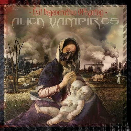 Alien Vampires альбом Evil Degeneration Offspring