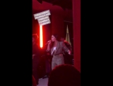 Demi Lovato performing Confident at Cadillac House in New York City