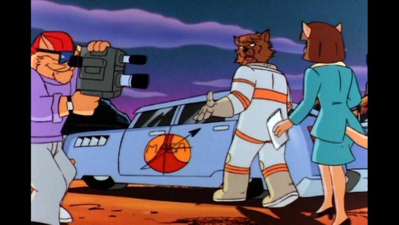 Коты быстрого реагирования. Серия 11: Цикады (1993)
