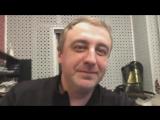 Александр Поляков перегоняет с ADAT неизданную музыку ППК.
