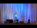 Выступление Эммы Вахрушевой ученицы 1 Б класса , школы №3