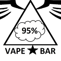 Логотип VAPE BAR SHOP 95 / ПАР БАР 95 / МАГАЗИН