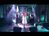Вечерний Ургант. NINA KARLSSON - Серёжа (live)
