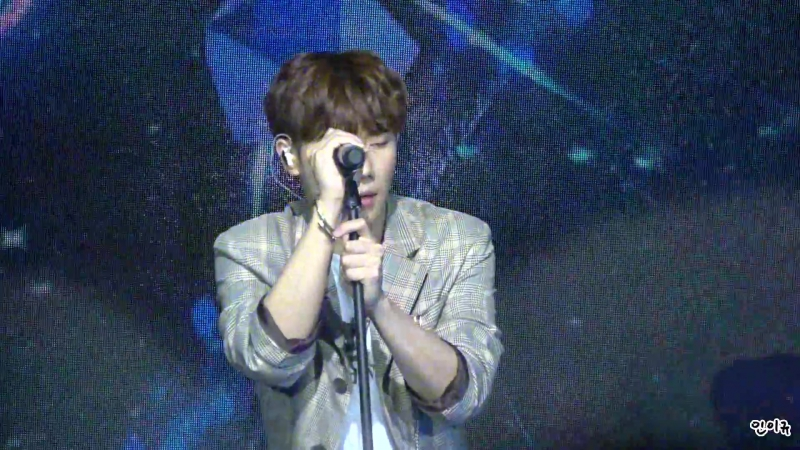 [171119] Mini Live Fanmeeting in Taipei: SungGyu - Kontrol