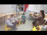 Фрагмент занятия. Преподаватель - Анна Юрова, английский язык, группа 3-5 лет. Центр развития