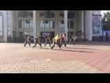 День города, шоу балет