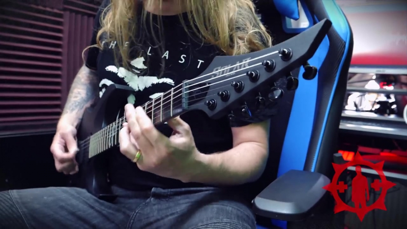 THE HAUNTED - Spark (Guitar Playthrough)