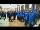 Владимир Путин встретился с членами команды «КамАЗ-мастер» и поздравил их с победой на очередном ралли-рейде «Дакар». Дакар2018