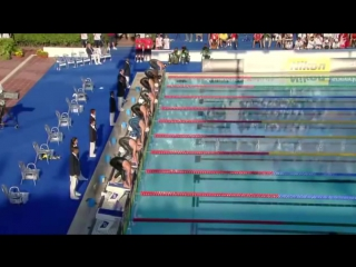 Top 3 fastest 50m freestyle swims ever.