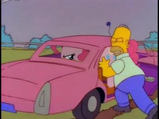 Мистер Симпсон, вы уверены, что знаете, как обращаться с пони