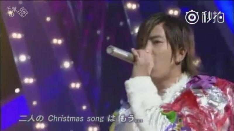 Christmas concert . NEWS Yamapi cut