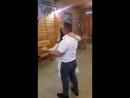 свадебный танец с папочкой