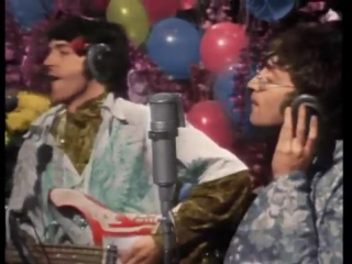 Битлз-The Beatles- All You Need Is Love 1967