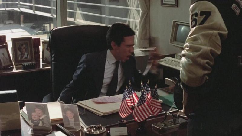 Beverly Hills Cop II, 1987 (Полицейский из Беверли-Хиллз 2)