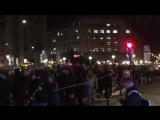 В Бильбао прошёл митинг против болельщиков «Спартака»