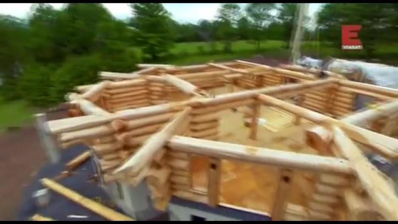 Уникальные дома из дерева Pioneer выпуск 2