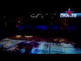 Предматчевое шоу СКА-ЦСКА 2013