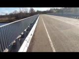 Автомобильный мост через реку Осуга капитально отремонтирован. Администрация Смоленской области выполнила свои обязательства.