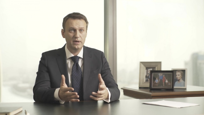 Пора выбирать- Алексей Навальный — кандидат в президенты России