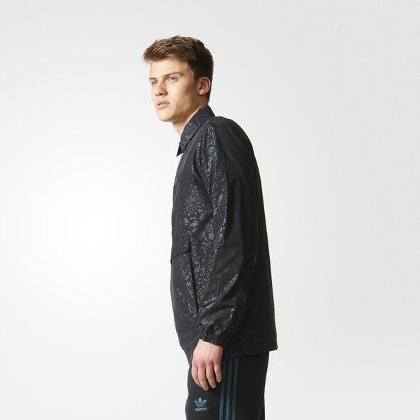 Куртка Ornamental Block Coach