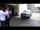 Volvo тестирует автомобиль, который автоматически останавливается, когда он чувствует Человека перед ним ... Yikes!