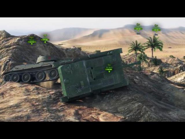 World of Tanks Свой или чужой 18 - от Evilborsh и Deverrsoid