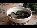 Чай из ферментированных листьев Черёмухи