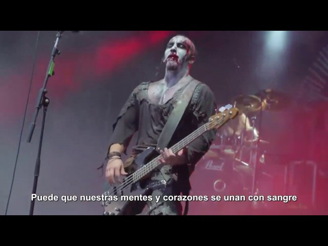 Behemoth - Chant for Ezkaton 2000 [Live Bloodstock 2016 HD] (Subtítulos Español)