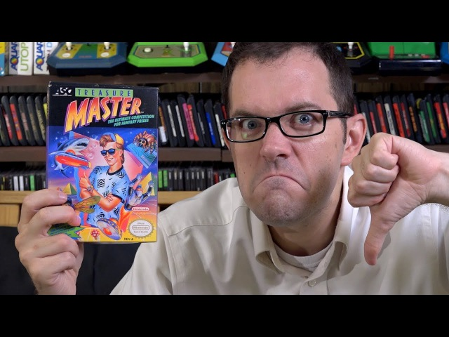 Treasure Master (NES) Angry Video Game Nerd