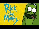 Pickle Rick Rick and Morty Remix