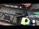 Тюнинг сетка в бампер и решетку радиатора установка защиты радиатора на Вольво