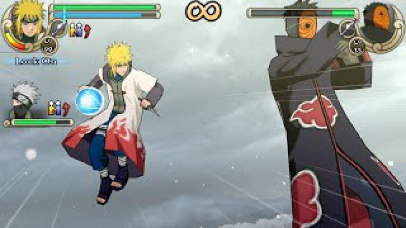 Naruto Shippuden Ultimate Ninja Impact - All Ultimate Jutsu Ougi (60 FPS)