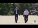 Генерал Агарков провел строевой смотр нарядов полиции, обеспечивающих охрану общественного порядка в Ростове-на-Дону