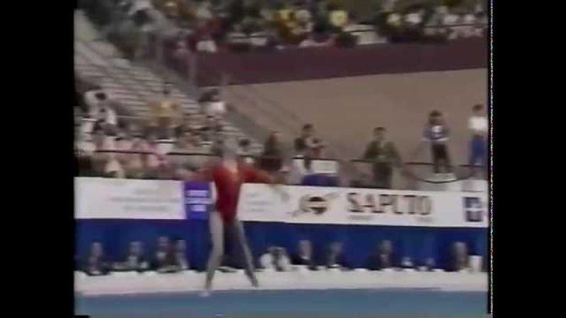 Oksana Omelianchik -- Окса́на Омелья́нчик - Montréal 1985 - FX 10.00 - музыка - Musique - Music