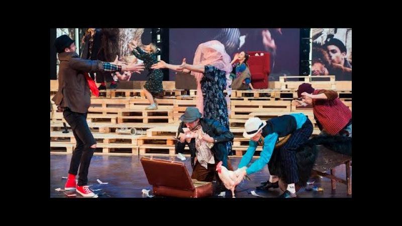 «Танцуют все!». Балканский танец. Evolvers