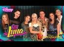 Dove Cameron y Sofia Carson en Soy Luna 3 - Actuacion especial