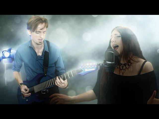 🎸 NIGHTWISH - Over The Hills And Far Away 🎤 Cover by Alex Luss feat. Alina Lesnik