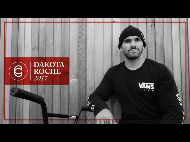 CINEMA BMX Dakota Roche Video Part 2017