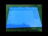 Kaisi S 140 Magnetic Heat Insulation Silicone Mat Maintenance Platform Soldering Repair Station Kit