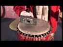 Настройка барабана джембе