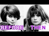 WOMAN and TIME Francoise Dorleac, Catherine Deneuve`s older sister