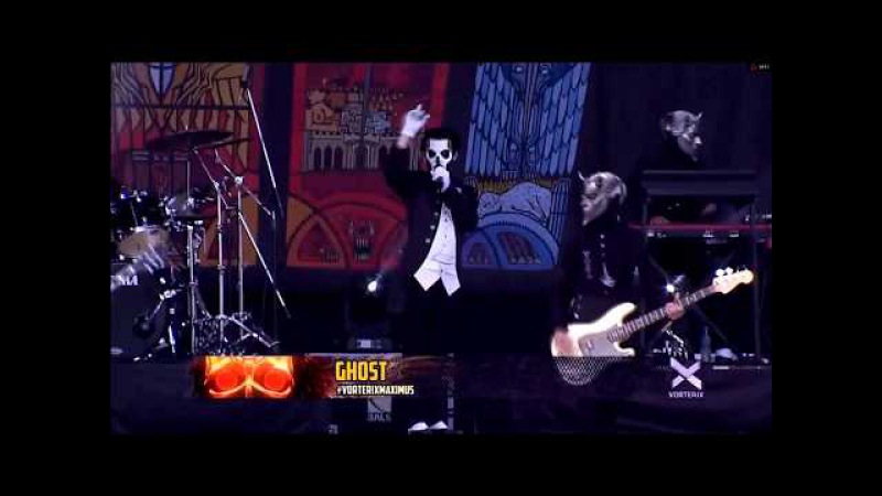 Ghost - Square Hammer (Live Argentina 2017)