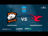 Virtus.pro G2A vs mousesports, map 1 cache, ESG Tour Mykonos 2017