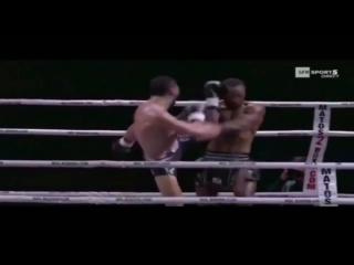 Highlight:Chingiz ALLAZOV vs Cedric MANHOEF