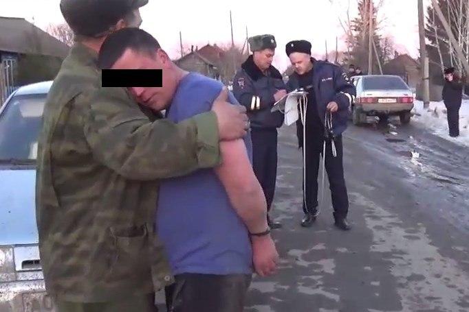 Пьяный водитель обматерил полицейских в Исправной