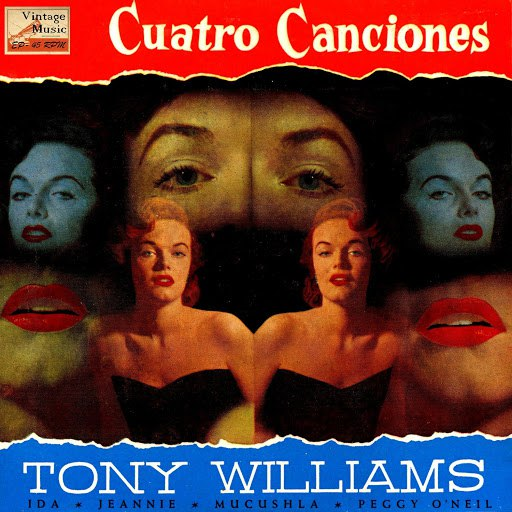 Tony Williams альбом Vintage Vocal Jazz / Swing No. 161 - EP: Peggy O'Neil