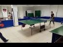 Турнир по настольному теннису, ТЦ Айсберг, клуб Nigina