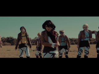 Attack on Titan - BTS - NOT TODAY - Dance Cover KCDC x iM