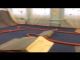 Kazan training 2wd