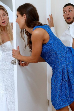 Fabulous Porn Films - Groom Bangs the Bridesmaid